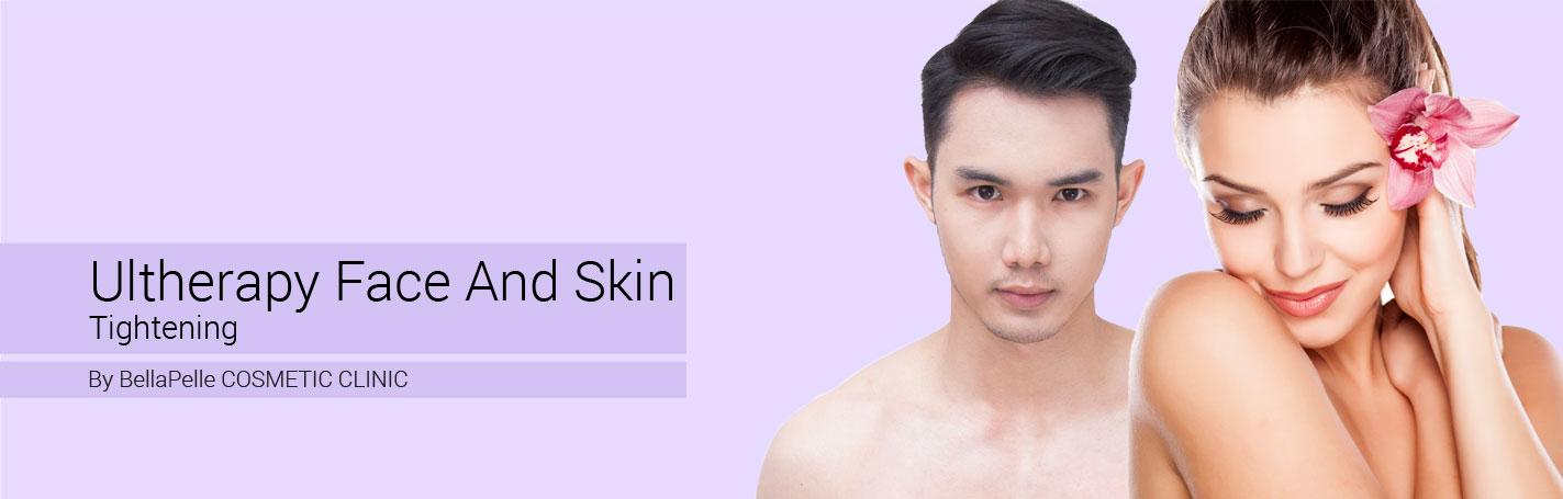 Ultheraphy Skin Tightening & Lifting | Facial Skin Tightening