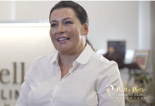 Hear what Odelia has to say about Bella Pelle Cosmetic Clinic